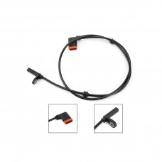 WWATUO Speed Sensor A204 90 501 00 Rear Wheel Speed Sensor W204 C180 C200 C220 C250 for Mercedes-Benz C-Class 2007-2014 A2049050100