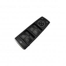 2049055302 Front Left Power Door Window Switch Button for Mercedes W204 W212 C250 C300 C350 E350