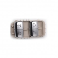2229051505 Car Power Window Master Control Switch Auto Front Drive Side Electric Switch Button beige for Benz S550e S600 S63 AMG 2014-2017