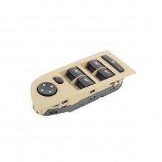 61319217331 Beige Panel Power Window Switch FOR BMW E90 318i 320i 325i 2004-2012