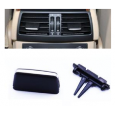 Rear Center Console Fresh Air Outlet Vent Grille Cover for BMW X5 E70 X6 E71 64226954953